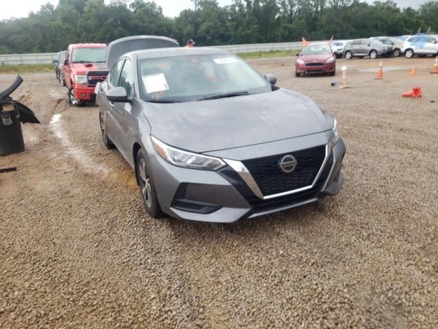 Nissan Vehiculos salvage en venta: 2021 Nissan Sentra SV
