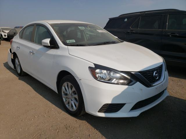Salvage cars for sale from Copart Brighton, CO: 2019 Nissan Sentra S