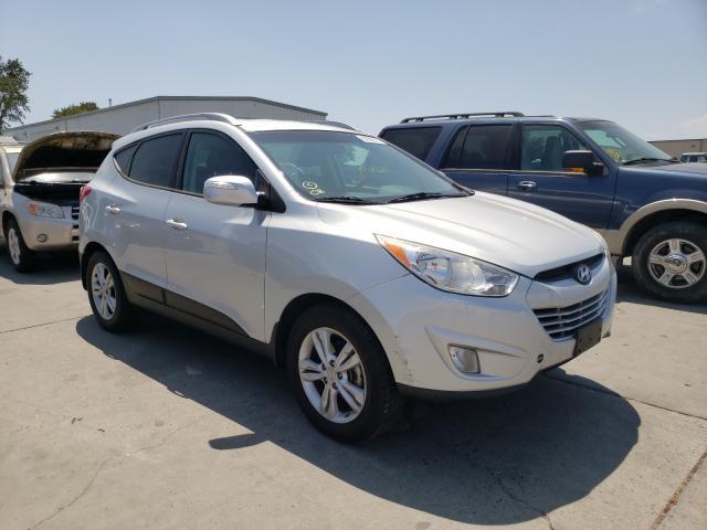 Hyundai Tucson salvage cars for sale: 2013 Hyundai Tucson