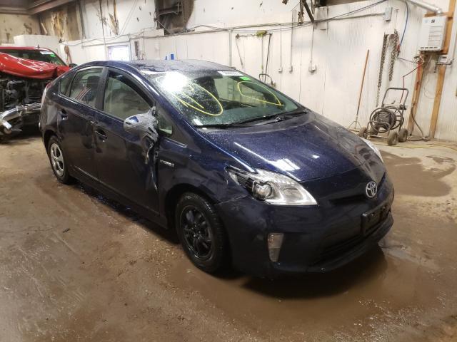2014 Toyota Prius en venta en Casper, WY