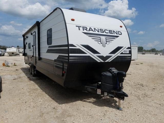 Transcraft salvage cars for sale: 2019 Transcraft 45'TRAILER