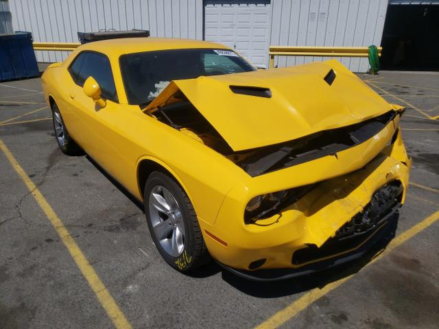 2018 Dodge Challenger en venta en Vallejo, CA