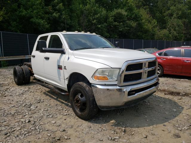 Salvage cars for sale from Copart Waldorf, MD: 2011 Dodge RAM 3500 S