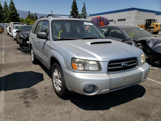 Subaru Forester salvage cars for sale: 2004 Subaru Forester