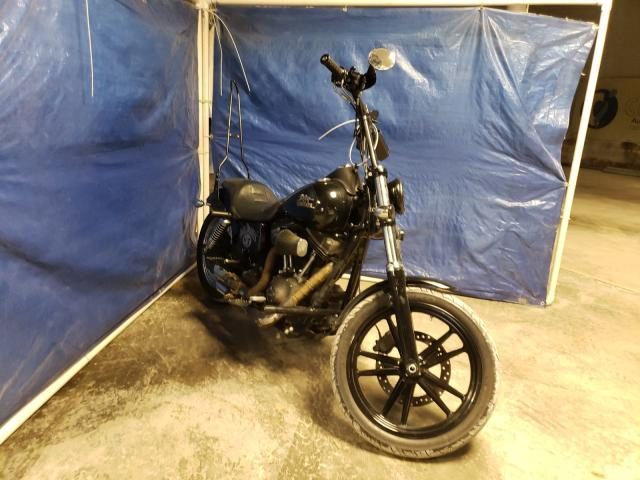 Salvage cars for sale from Copart Walton, KY: 2015 Harley-Davidson Fxdb Dyna