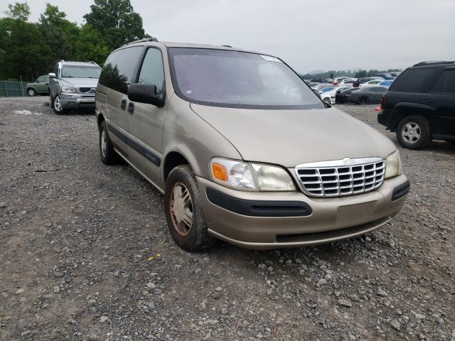 Chevrolet Venture salvage cars for sale: 1997 Chevrolet Venture