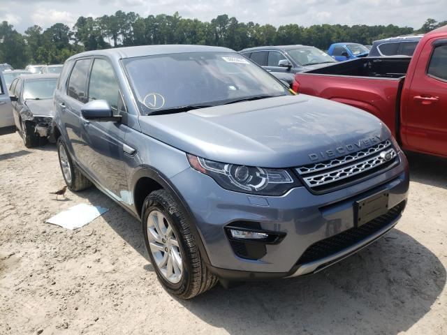 Salvage 2019 LAND ROVER DISCOVERY - Small image. Lot 50833631