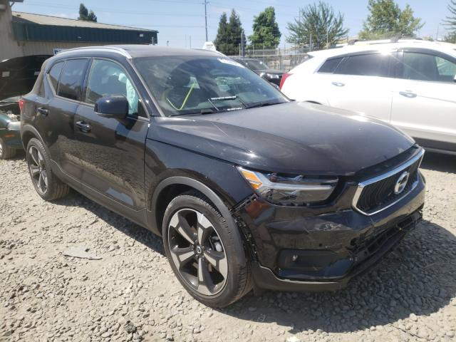 Salvage cars for sale from Copart Eugene, OR: 2020 Volvo XC40 T5 MO