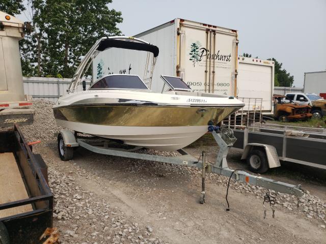 Bayliner salvage cars for sale: 2012 Bayliner 195