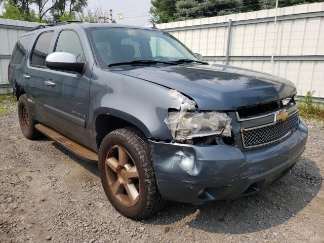 Salvage cars for sale from Copart Albany, NY: 2008 Chevrolet Tahoe K150