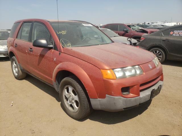Saturn Vue salvage cars for sale: 2003 Saturn Vue