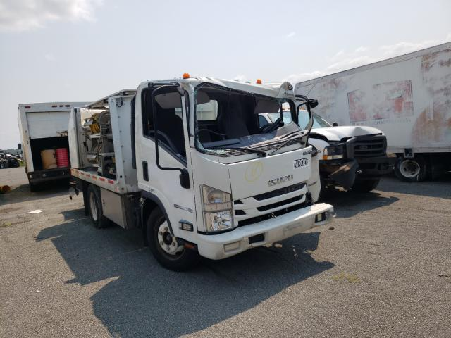 Isuzu Vehiculos salvage en venta: 2016 Isuzu NPR HD