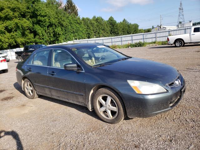 Salvage cars for sale from Copart London, ON: 2005 Honda Accord EX