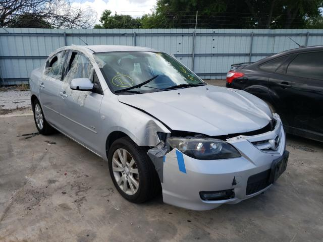 Salvage cars for sale from Copart Corpus Christi, TX: 2008 Mazda 3 S