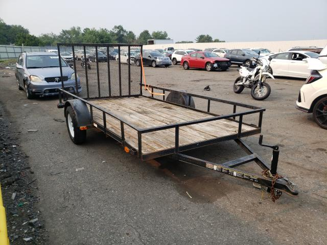 Carry-On Trailer salvage cars for sale: 2015 Carry-On Trailer