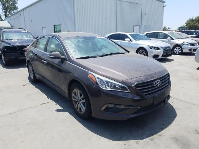 Hyundai Vehiculos salvage en venta: 2015 Hyundai Sonata ECO