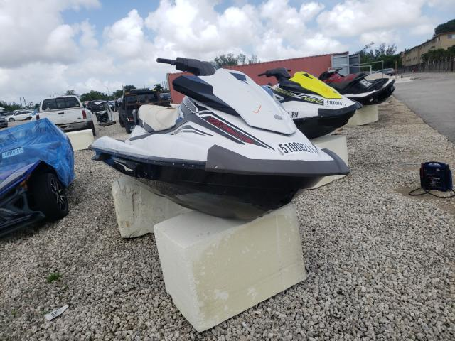 Salvage cars for sale from Copart Opa Locka, FL: 2018 Yamaha VX
