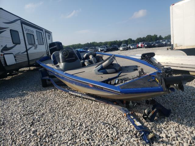 Tracker salvage cars for sale: 2006 Tracker PRO Team 1