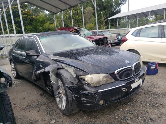 Salvage 2007 BMW 7 SERIES - Small image. Lot 50652631