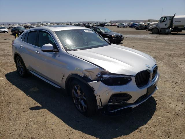 Salvage cars for sale from Copart San Diego, CA: 2021 BMW X4 XDRIVE3