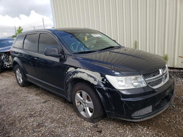 Salvage cars for sale from Copart Houston, TX: 2012 Dodge Journey SE