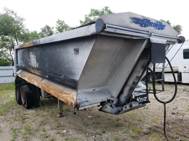 Salvage cars for sale from Copart Elgin, IL: 2007 Kruz Dump Trai