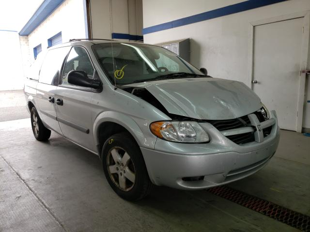 Salvage cars for sale from Copart Pasco, WA: 2006 Dodge Grand Caravan