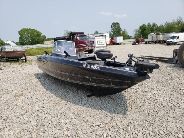 Triton salvage cars for sale: 2019 Triton Boat