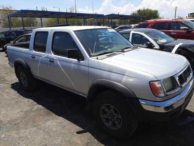 Salvage cars for sale from Copart Las Vegas, NV: 2000 Nissan Frontier C