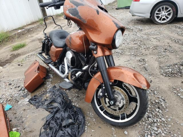 Salvage cars for sale from Copart Gaston, SC: 2014 Harley-Davidson Flhx Street