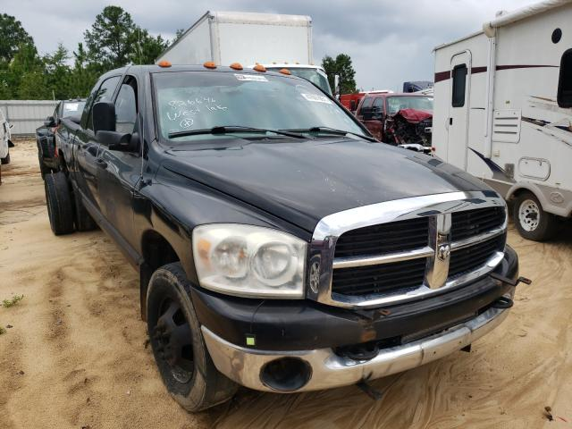 Salvage cars for sale from Copart Gaston, SC: 2007 Dodge RAM 3500