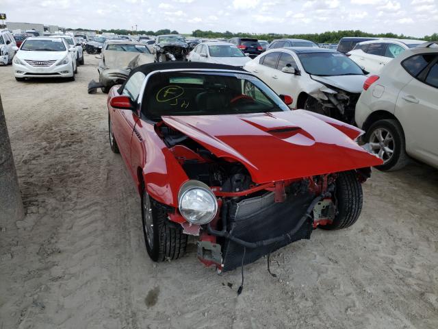 Ford Thunderbird salvage cars for sale: 2003 Ford Thunderbird