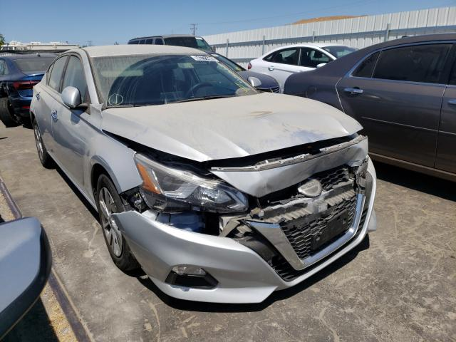 Salvage cars for sale from Copart Sacramento, CA: 2019 Nissan Altima S