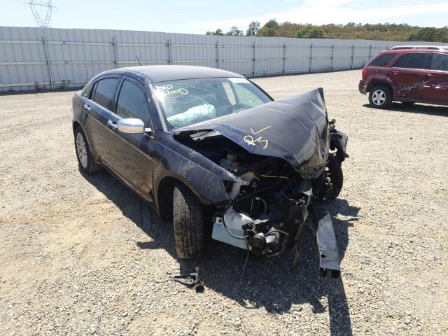 Vehiculos salvage en venta de Copart Anderson, CA: 2011 Chrysler 200 Limited