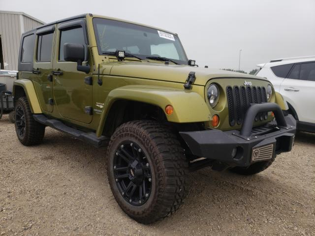 Vehiculos salvage en venta de Copart Nisku, AB: 2007 Jeep Wrangler S