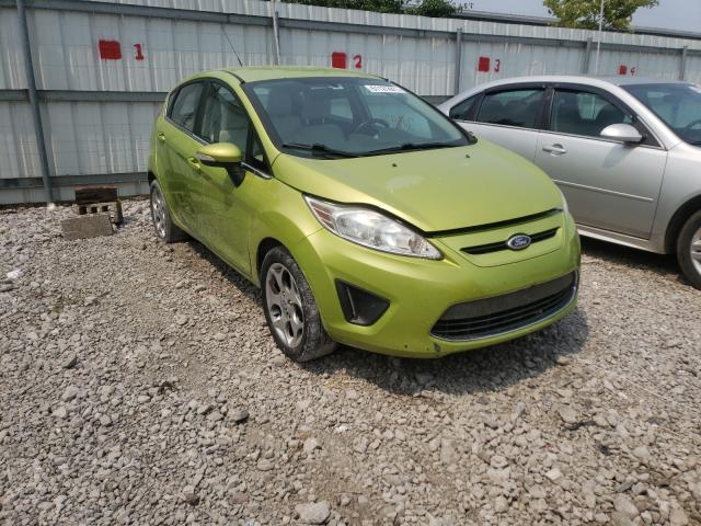 Salvage cars for sale from Copart Walton, KY: 2011 Ford Fiesta SES