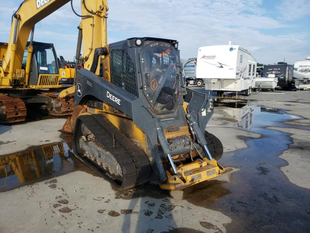 Salvage cars for sale from Copart Lumberton, NC: 2020 John Deere 333G