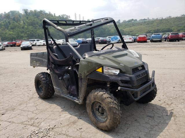 Salvage cars for sale from Copart West Mifflin, PA: 2016 Polaris Ranger 570