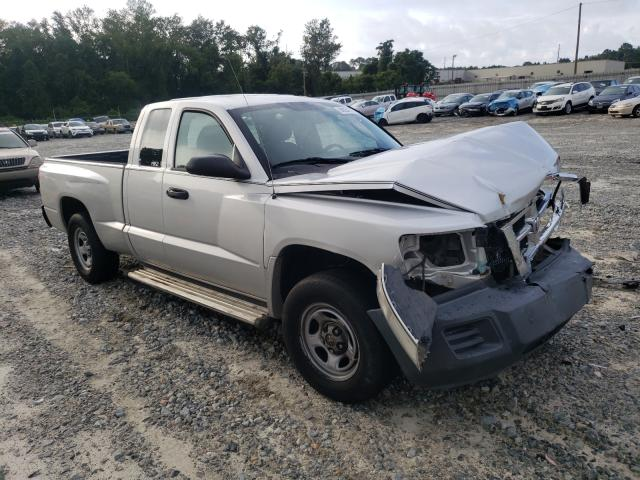 Salvage cars for sale from Copart Tifton, GA: 2008 Dodge Dakota ST