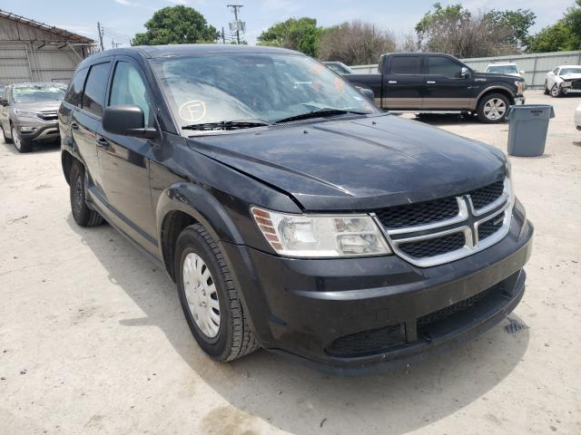 Salvage cars for sale from Copart Corpus Christi, TX: 2012 Dodge Journey SE