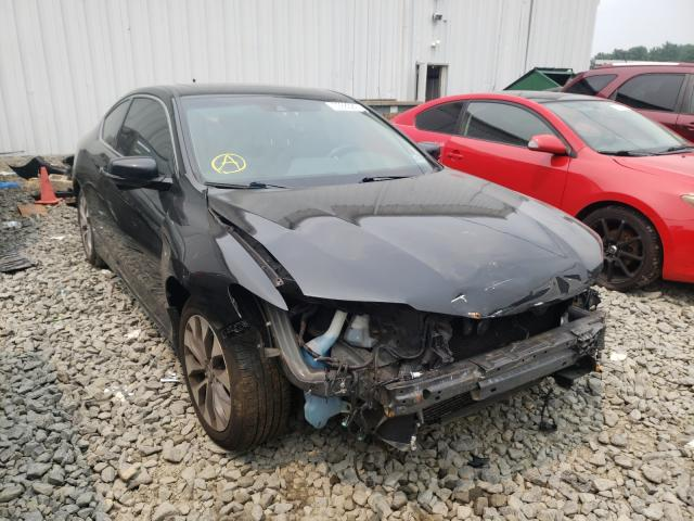 Salvage cars for sale from Copart Chambersburg, PA: 2014 Honda Accord EXL