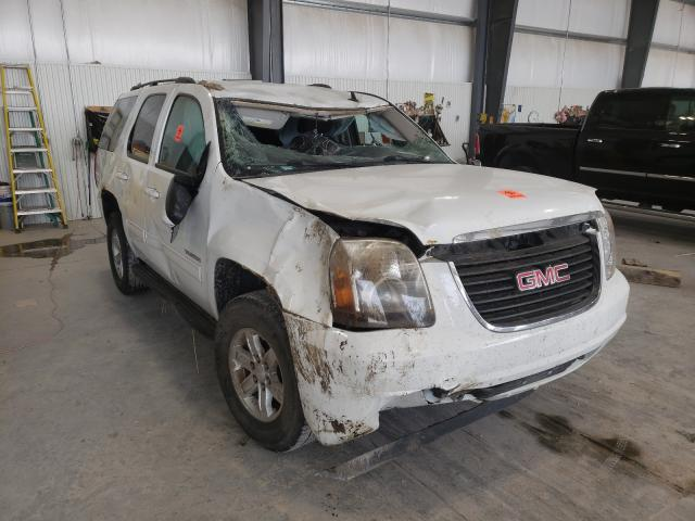 Salvage cars for sale from Copart Greenwood, NE: 2011 GMC Yukon SLE