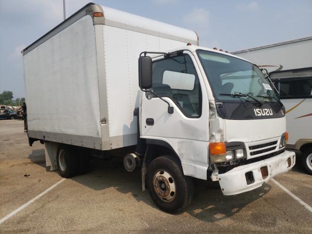 Isuzu Vehiculos salvage en venta: 1997 Isuzu NPR