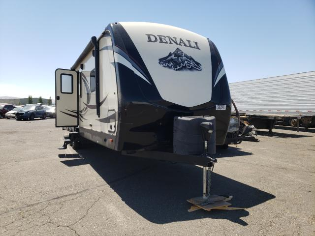 Salvage cars for sale from Copart Pasco, WA: 2017 Keystone Denali RV