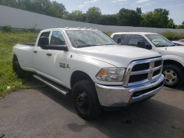 Salvage cars for sale from Copart Marlboro, NY: 2013 Dodge RAM 3500 ST