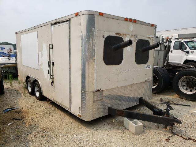 Diamond Cargo Trailer salvage cars for sale: 2012 Diamond Cargo Trailer