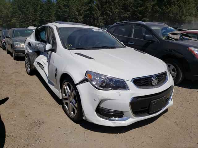 Chevrolet SS salvage cars for sale: 2016 Chevrolet SS