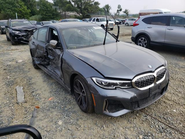 photo BMW M3 2020