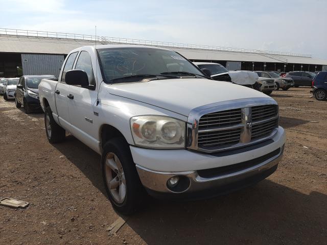 Salvage cars for sale from Copart Phoenix, AZ: 2008 Dodge RAM 1500 S