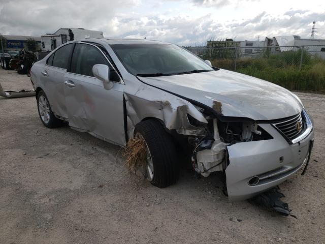 Lexus ES 350 salvage cars for sale: 2007 Lexus ES 350
